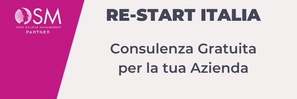 OBIETTIVO RE-START ITALIA